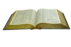 λεξικό Στοκ Φωτογραφία