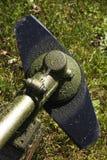 λεπίδα brushcutter Στοκ Φωτογραφίες