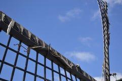 Λεπίδες ανεμόμυλων στοκ φωτογραφία με δικαίωμα ελεύθερης χρήσης