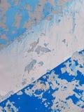 Λεπιοειδής μπλε σύσταση χρωμάτων στοκ εικόνα