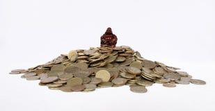 λεπτά χρήματα Στοκ εικόνα με δικαίωμα ελεύθερης χρήσης