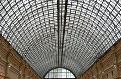 Λεπτή στέγη αψίδων Στοκ Εικόνα