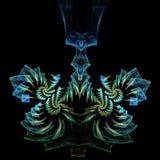 Λεπτή fractal απόδοση Στοκ Εικόνες
