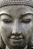 Λεπτομέρεια αγαλμάτων του Βούδα κήπων Στοκ Εικόνες