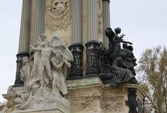 Λεπτομέρεια αγαλμάτων Στοκ φωτογραφία με δικαίωμα ελεύθερης χρήσης