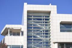 Λεπτομέρεια αρχιτεκτονικής κεντρικών σκαλών Getty Στοκ Εικόνες