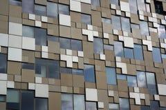Λεπτομέρεια αρχιτεκτονικής κινηματογραφήσεων σε πρώτο πλάνο Στοκ εικόνα με δικαίωμα ελεύθερης χρήσης