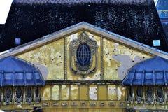 Λεπτομέρεια αρχιτεκτονικής Timisoara Στοκ Εικόνες