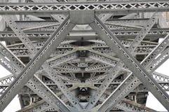 λεπτομέρεια γεφυρών Στοκ φωτογραφία με δικαίωμα ελεύθερης χρήσης
