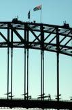 λεπτομέρεια γεφυρών Στοκ Εικόνες