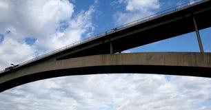 λεπτομέρεια γεφυρών sibenik Στοκ Φωτογραφία
