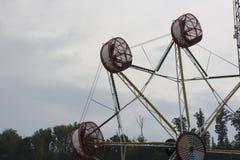 Λεπτομέρεια γύρου καρναβαλιού στοκ φωτογραφία με δικαίωμα ελεύθερης χρήσης