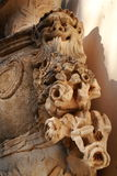Λεπτομέρεια γλυπτών φαύνων Στοκ Φωτογραφία