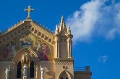 λεπτομέρεια εκκλησιών στοκ φωτογραφία