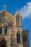 λεπτομέρεια εκκλησιών στοκ εικόνες