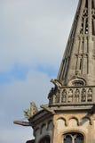 Λεπτομέρεια ενός πύργου Στοκ φωτογραφία με δικαίωμα ελεύθερης χρήσης