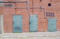 Λεπτομέρεια ενός τοίχου στοκ εικόνες με δικαίωμα ελεύθερης χρήσης