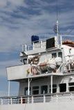 Λεπτομέρεια επιβατηγών πλοίων Στοκ Φωτογραφία