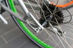 Λεπτομέρεια εργαλείων ποδηλάτων Στοκ Εικόνα