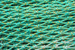 Λεπτομέρεια διχτυού του ψαρέματος Στοκ φωτογραφία με δικαίωμα ελεύθερης χρήσης