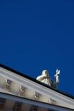Λεπτομέρεια καθεδρικών ναών του Ελσίνκι Στοκ εικόνα με δικαίωμα ελεύθερης χρήσης