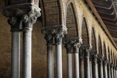 Λεπτομέρεια μοναστηριών, Couvent des Jacobins Στοκ φωτογραφία με δικαίωμα ελεύθερης χρήσης