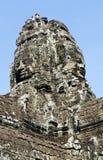 Λεπτομέρεια ναών ορόσημων Ankgor wat η διάσημη siem πλησίον συγκεντρώνει την Καμπότζη Στοκ φωτογραφίες με δικαίωμα ελεύθερης χρήσης
