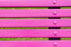 Λεπτομέρεια πάγκων πάρκων Στοκ φωτογραφία με δικαίωμα ελεύθερης χρήσης