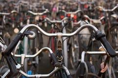 λεπτομέρεια ποδηλάτων Στοκ Φωτογραφίες