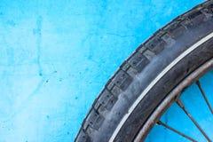 Λεπτομέρεια ποδηλάτων στο υπόβαθρο Στοκ εικόνες με δικαίωμα ελεύθερης χρήσης