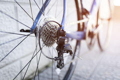 Λεπτομέρεια ποδηλάτων Στοκ φωτογραφίες με δικαίωμα ελεύθερης χρήσης