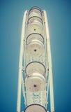 Λεπτομέρεια ροδών Ferris Στοκ εικόνα με δικαίωμα ελεύθερης χρήσης