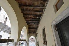 Λεπτομέρεια της Βενετίας Arcade Στοκ εικόνες με δικαίωμα ελεύθερης χρήσης