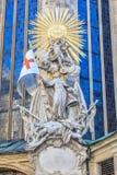 Λεπτομέρεια της Βιέννης Stephansdom Στοκ φωτογραφίες με δικαίωμα ελεύθερης χρήσης