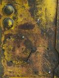 Λεπτομέρεια της παλαιάς συσκευής Στοκ Εικόνα