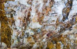 Λεπτομέρεια της σύστασης από την πέτρα χρώματος Στοκ φωτογραφία με δικαίωμα ελεύθερης χρήσης