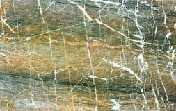 Λεπτομέρεια της σύστασης από την πέτρα χρώματος Στοκ εικόνες με δικαίωμα ελεύθερης χρήσης