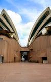 Λεπτομέρεια της Όπερας του Sidney Στοκ Φωτογραφία