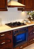 Κουζίνα λεπτομέρειας Στοκ Εικόνα