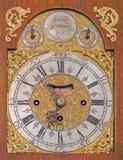 Λεπτομέρεια του επιτραπέζιου ρολογιού αυτοκρατοριών από. το σεντ 19. στο παλάτι Άγιος Anton. Στοκ φωτογραφία με δικαίωμα ελεύθερης χρήσης