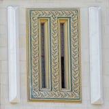 Λεπτομέρεια του μοναστηριού ` Curtea de Arges `, Ορθόδοξη Εκκλησία Στοκ εικόνες με δικαίωμα ελεύθερης χρήσης