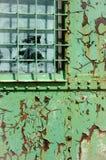 Λεπτομέρεια του παραθύρου Στοκ Φωτογραφίες
