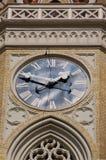 Λεπτομέρεια του ρολογιού του καθεδρικού ναού Novi Sad Στοκ Εικόνα