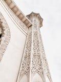 Λεπτομέρεια του τόπου λατρείας Baha'i Στοκ εικόνα με δικαίωμα ελεύθερης χρήσης