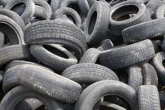 Λεπτομέρεια του junkyard pneumatics Στοκ Εικόνες