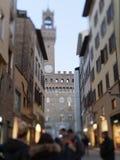Λεπτομέρεια του lanzi palazzo Στοκ εικόνες με δικαίωμα ελεύθερης χρήσης