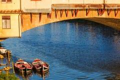 Λεπτομέρεια του Ponte Vecchio στη Φλωρεντία Στοκ φωτογραφία με δικαίωμα ελεύθερης χρήσης