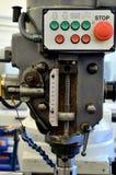 Λεπτομέρεια των μηχανών μιας άλεσης στοκ εικόνα με δικαίωμα ελεύθερης χρήσης