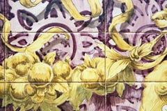 Λεπτομέρεια των azulejos Plaza de Espana, Σεβίλλη Στοκ φωτογραφίες με δικαίωμα ελεύθερης χρήσης
