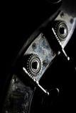 Εκλεκτής ποιότητας διπλό βαθύ κεφάλι Στοκ φωτογραφία με δικαίωμα ελεύθερης χρήσης